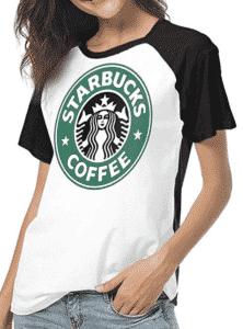 Starbucks cotton tshirt