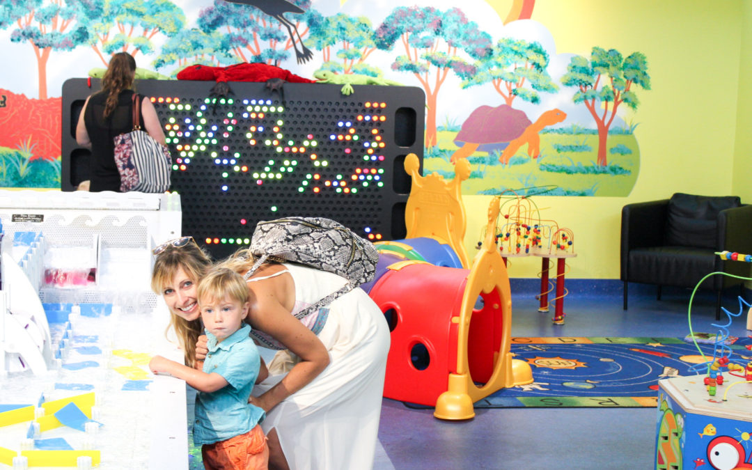 Our South Florida Science Center Experience