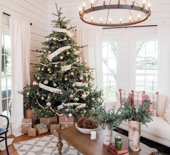 7 tips to have a fixer upper holiday from joanna gaines for Fixer upper christmas special 2017