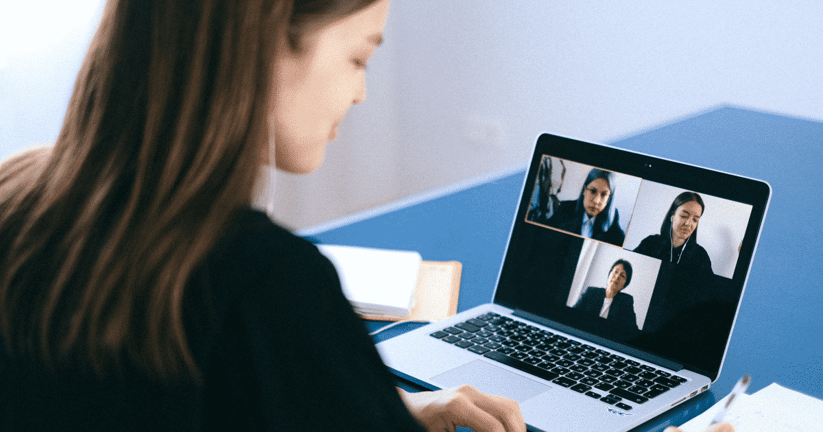 connect with co workers