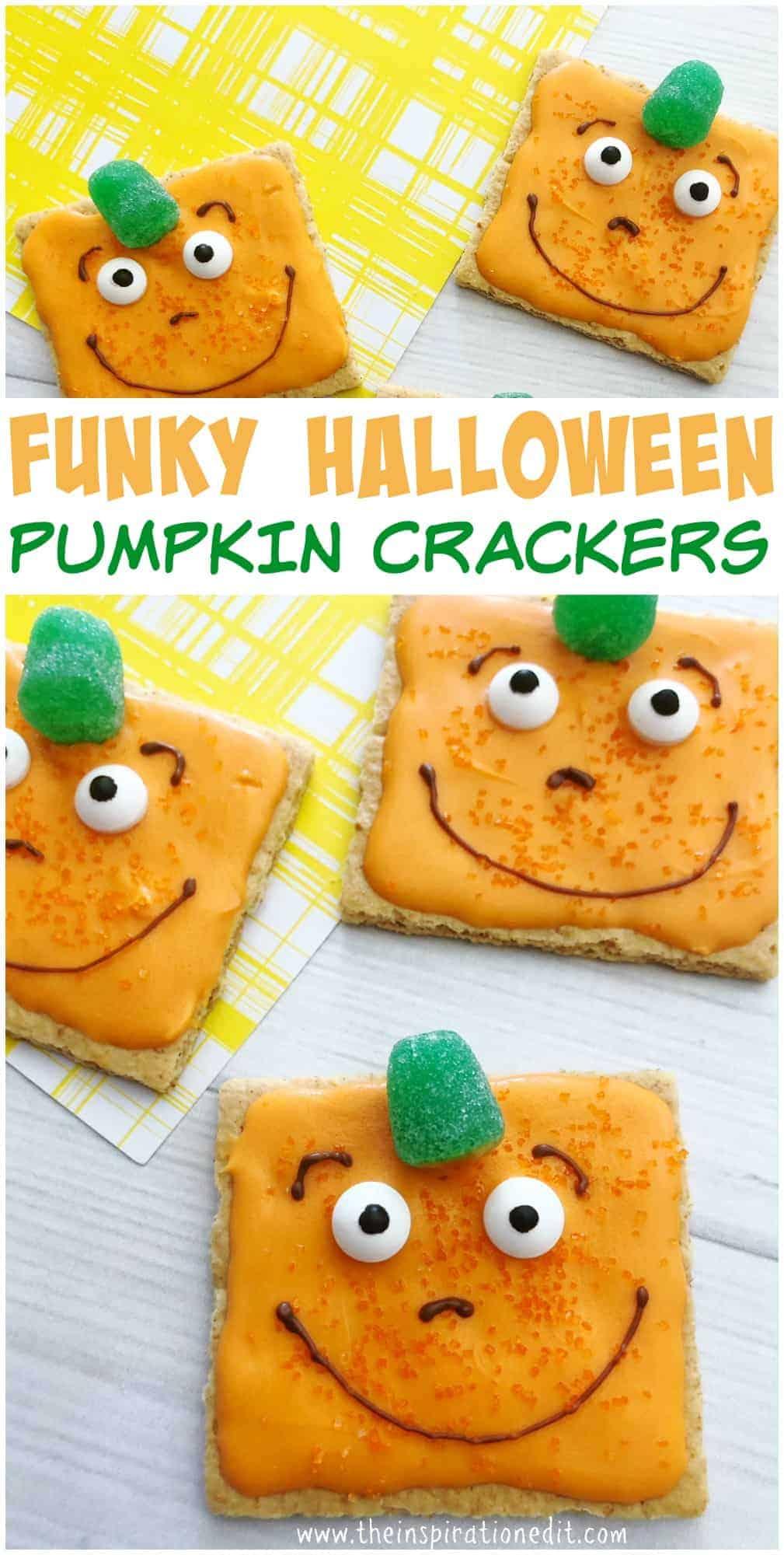 halloween crackers recipe