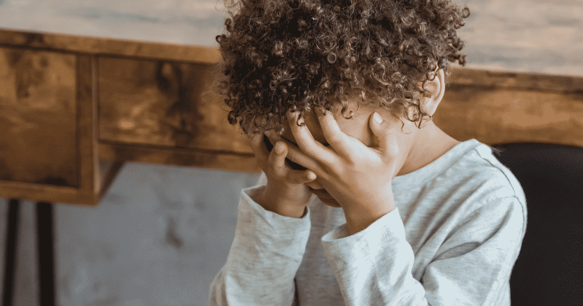 how stress works in kids