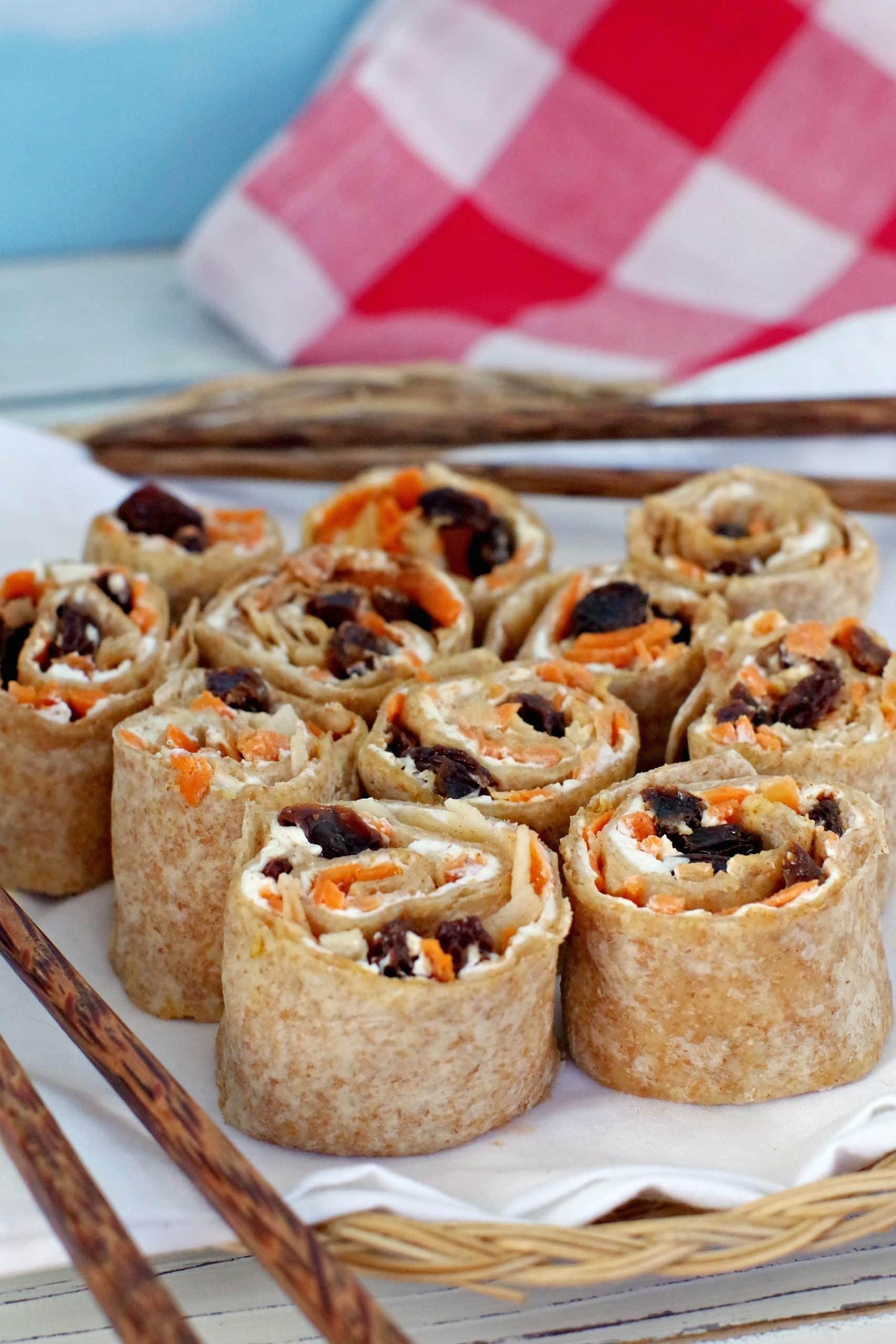 tortilla pinwheel recipe